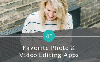 045: Favorite Photo & Video Editing Apps
