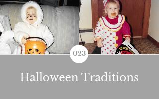 023: Halloween Traditions