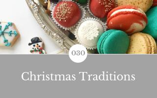 030: Christmas Traditions